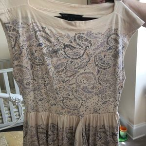Paisley Marc by Marc Jacobs dress
